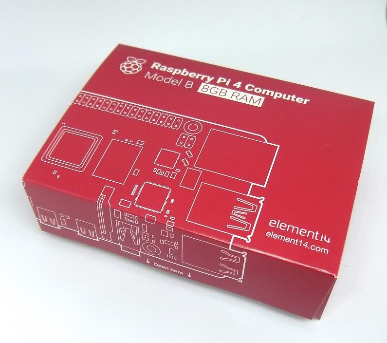 Raspberrypi4 8GB
